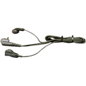 Motorola 53866 Earbud with In-line Clip PTT Mic