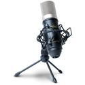 Marantz MPM-1000 Large Diaphragm Cardioid Condenser Mic with Windscreen / Shock Mount / XLR Cable - 20-20000Hz