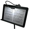 Littlite MS-12-HI High Intensity Music Stand Light - 12 inch Gooseneck