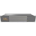 Matrix Switch MSC-2HD1624LplusDC 16 Input 24 Output 3G-SDI Video Router with Button Panel