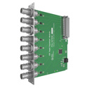 Matrix Switch MSC-CARDRX-BNC8 Modular SDI Input Card With 8 BNC Ports