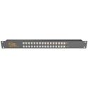 Matrix Switch MSC-CP16X16E 16x16 Elastomeric Remote Button Panel