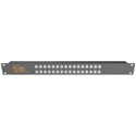 Matrix Switch MSC-CP32X1E 32x1 Elastomeric Remote Button Panel