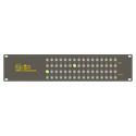 Matrix Switch MSC-CP32X32E 32x32 Elastomeric Remote Button Panel