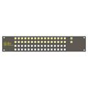 Matrix Switch MSC-CP32X32V 32x32 Veetronix Button Control Panel