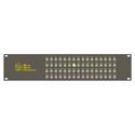 Matrix Switch MSC-CP64X1E 64x1 Elastomeric Remote Button Panel