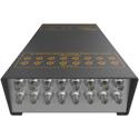 Matrix Switch MSC-FC16BW-16 - 16 Channel 3G-SDI BNC to CWDM Fiber Converter (16 CWDM modules included)