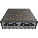 Matrix Switch MSC-FC8BF 8 BNC Input 8 SFP Output 3G-SDI Converter (Fiber or other SFP modules not included)