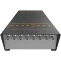 Matrix Switch MSC-FC8BW-8 - 8 Channel 3G-SDI BNC to CWDM Fiber Converter (8 CWDM modules included)