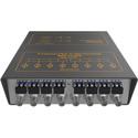 Matrix Switch MSC-FC8FB 8 SFP Input 8 BNC Output 3G-SDI Converter (Fiber or other SFP modules not included)
