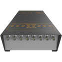 Matrix Switch MSC-FC8WB-8 - 8 Channel 3G-SDI CWDM Fiber to BNC Converter (8 CWDM modules included)