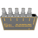 Matrix Switch MSC-SDI/ASI4 1x4 Distribution Amplifier