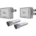 Matrix Switch MSC-SFL-101 1 Channel 12G-SDI - SDI/HDSDI Over Fiber Extender - Fiber Link Product Solution