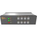 Matrix Switch MSC-TXD71L 7 Input 1 Output 3G-SDI Video Router with Button Panel