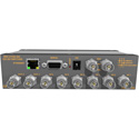 Matrix Switch MSC-UTX62L 6 Input 2 Output 12G-SDI Video Router with Button Panel