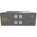 Matrix Switch MSC-XD41L 4 Input - 1 Output - 3G-SDI Video Router with Button Panel