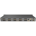 Matrix Switch MSC-XE80S 80 Channel Flexible I/O AES Audio Router with Status Panel