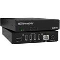 Matrox Q2GDP4K QuadHead2Go Q185 Multi-Monitor Controller Appliance