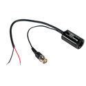 MuxLab 500024 CCTV Power-Thru Balun RJ45