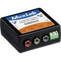MuxLab 500055 Component Video/IR Pass-Thru Balun F