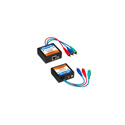 MuxLab 500058-2PK Component Video/Stereo Audio Balun - 2 Pack