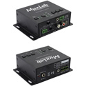 MuxLab 500216-US Audio Zone Amplifier - 2x20W - US