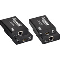 Muxlab 500409 HDMI 2.0 Extender Kit - Supports Uncompressed Video up to 4K/60 (4:4:4)