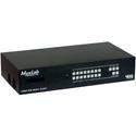 Muxlab 500413-US HDMI 8x8 Matrix Switch Kit - HDBT 4K60