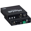 Muxlab 500438 HDMI Video Scaler - 4K/60