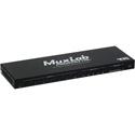 Muxlab 500445 6x1 HDMI 2.0 Multimedia Presentation Switch