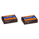 MuxLab 500702 LongReach HD-SDI over Cat5 Extender Kit