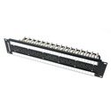 Switchcraft 1RU 2X32 MidSize Video Patchbay Normalled / 75 Ohm Terminated