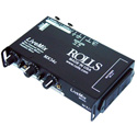 Rolls MX34C Live Mix 2 Channel Mic Mixer 1/8 In and Out
