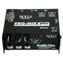 Rolls MX54S ProMix Plus 3-Channel Mic Mixer
