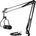 MXL APS SOLO Audio Podcasting/Voiceover Station with 1 BCD-1 Dynamic Mic / Stand & MicMate Pro Interface