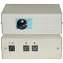 RJ45 AB 2 Way Switch Box