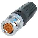 Neutrik NBNC75BRU11 rearTWIST 75 Ohm BNC Cable Connector for Belden 1694F