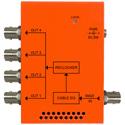 Multidyne NBX-DA-1X4-MADI MADI 1x4 Reclocking Distribution Amplifier