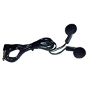 Nady EB-800 Mono Earbuds - Black - for ALD-800R