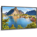 NEC E805 80 Inch LED Backlit Commercial-Grade Display - 1920 x 1080 - Edge LED 350 Nit - 1080p
