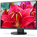 NEC NECEA245WMI-BK 24 LED Backlit LCD Monitor - IPS - 1920x1200 - Ultra Narrow Bezel - HDMI/DisplayPort (in/out) - DV