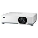 NEC NP-P605UL 6000 Lumen WUXGA LCD Laser Entry Installation Projector