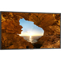 NEC V484 48 Inch LED Edge Lit Public Display Monitor - 1920 x 1080 (FHD) - 500 nits - Anti-Glare Panel