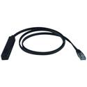NTI E-TRHM-E7 Temperature/Humidity Combination Sensor - 7 Feet
