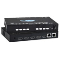 NTI SPLITMUX-HD-4RT HDMI Quad Screen Splitter/Multiviewer - Desktop