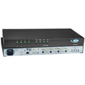 NTI SPLITMUX-DVI-4RT DVI/VGA Quad Screen Multiviewer with Built-In KVM Switch & Real-Time Video