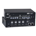 NTI SPLITMUX-USBHD-4RT HDMI Quad Screen Multiviewer with Built-In KVM switch Desktop