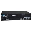 Network Technologies UNIMUX-HD4K-4 4K HDMI USB KVM 4-Port Switch