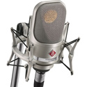 Neumann TLM 107 STUDIOSET TLM 107 Reference Class Microphone with 4 Shock Mounts - Nickel