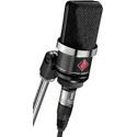 Neumann TLM102MT Large-Diaphragm Studio Condenser Microphone -Matte Black